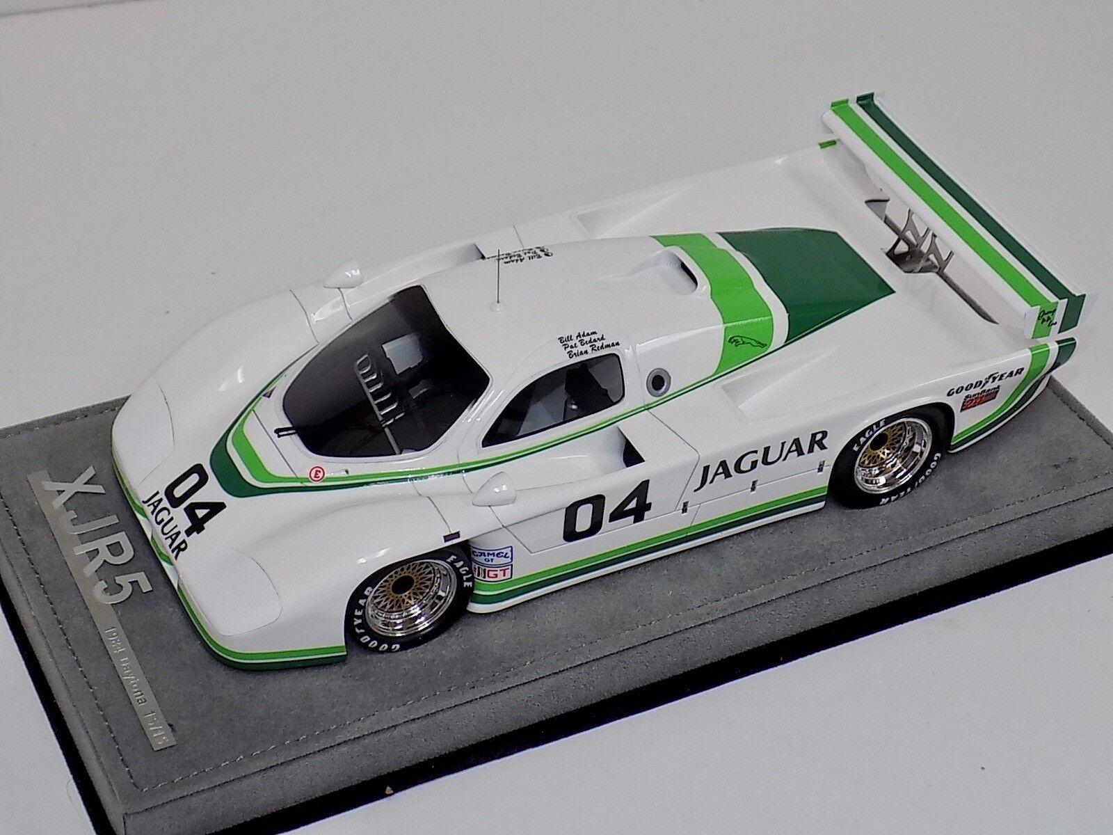 1 18 AB Modèles Jaguar XJR5 1984 24 H DE DAYTONA voiture  04 Day Time  15 de 15