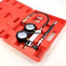 Cylinder Leakage Leak-down Engine  Detector Gauges Compression Tester 0-140 PSI