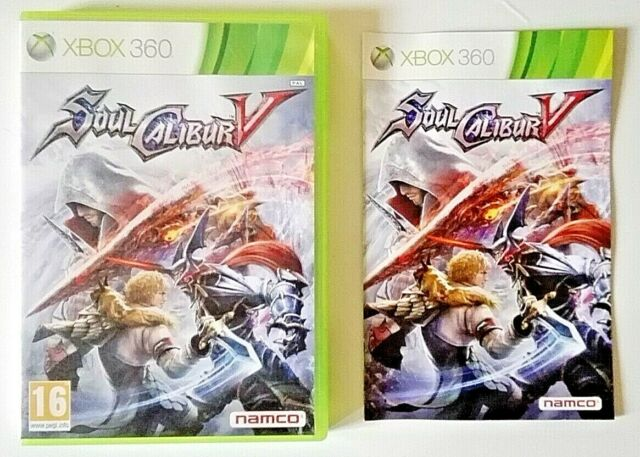 Soul Calibur V - Xbox 360 - PAL