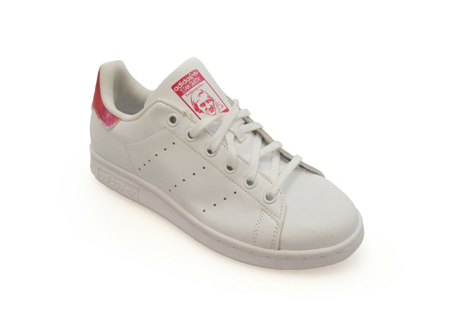 Damen Adidas Stan Smith W - weiß-orange s81873 - weiß-orange - Turnschuhe 0d7c9d