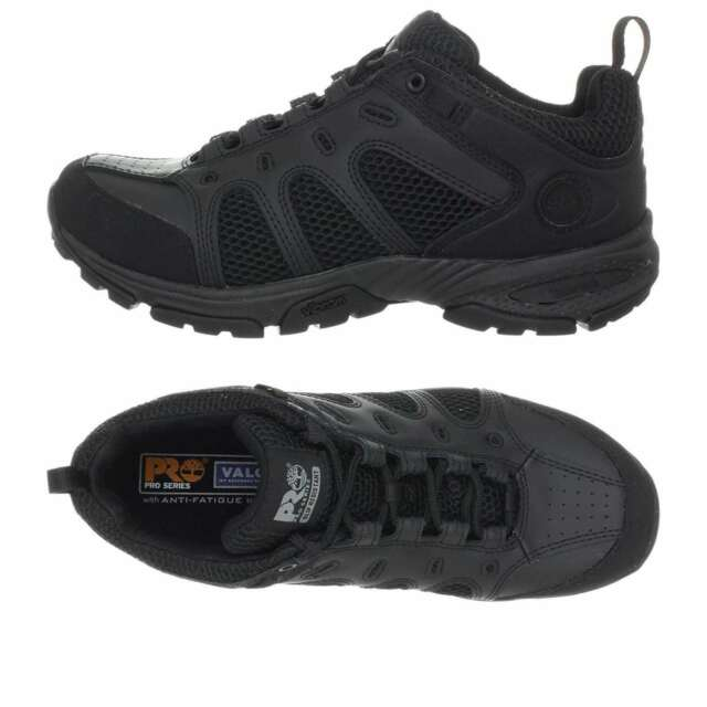 Valor Tactical Oxford Work Shoes