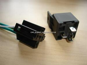brand new 4 pin normally closed automotive relay wiring. Black Bedroom Furniture Sets. Home Design Ideas