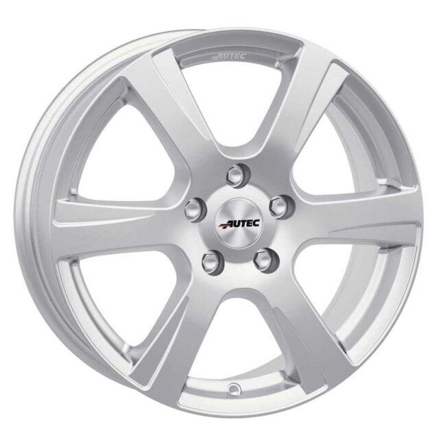 Llantas Autec POLARIC 7.5x18 ET49 5x114,3 SIL para Mazda 3 6 CX-3 CX-5 CX-7 MX-5
