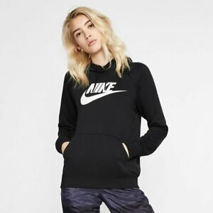 Nike Black Sportswear Nsw Hoodie Dress