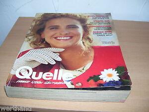 51051504863fbd Das Bild wird geladen Haupt-katalog-Quelle-Versandkatalog -Fruehjahr-Sommer-1989-89