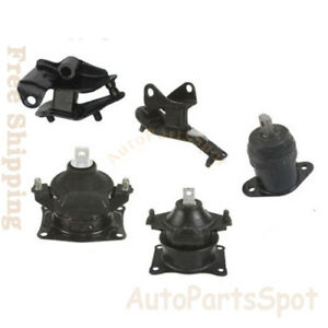 Fits 2001-2005 Dodge Stratus 3.0 Engine Motor /& Trans Mount 4PCS for Auto M045