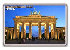 BRANDENBURG GATE BERLIN FRIDGE MAGNET SOUVENIR IMÁN NEVERA