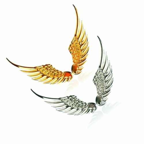 3D Metal Angels Wings Car Stickers Car Body Decoration Car  HOT