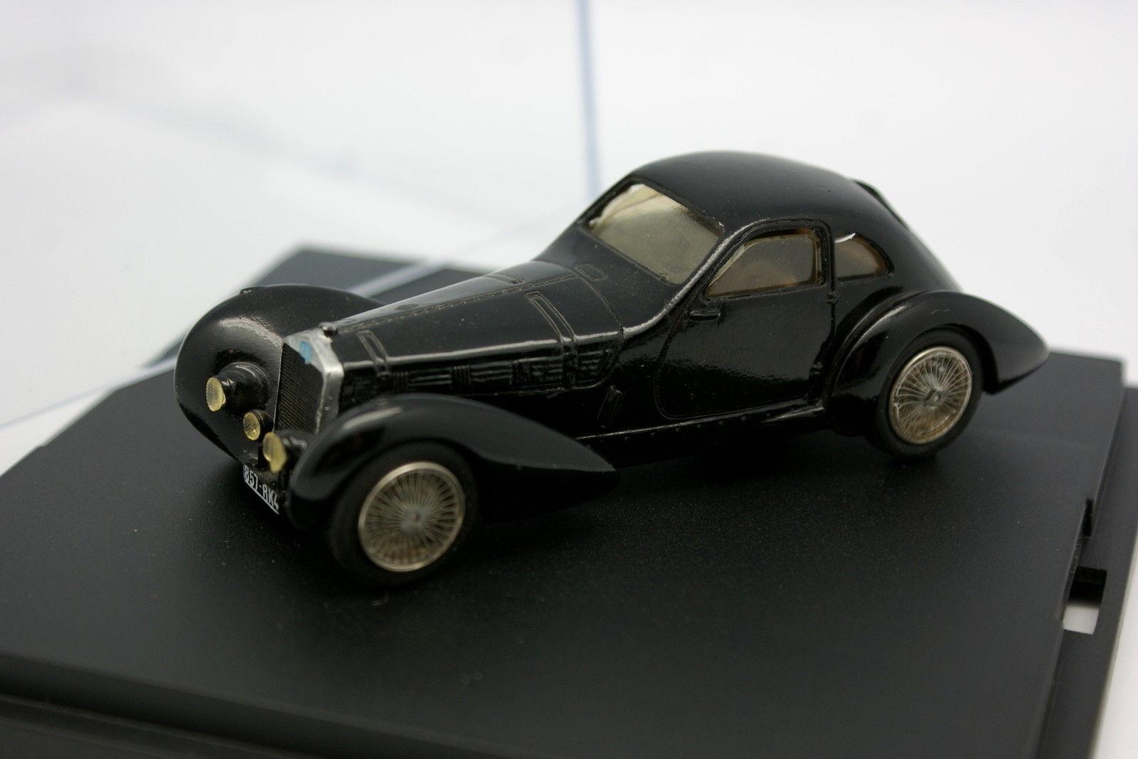 Starter 1 43 - Delage LM 1938 Negra