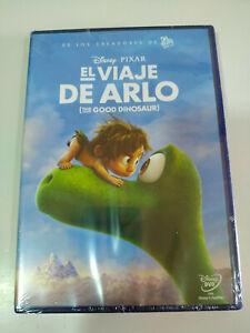 Il Viaggio de Arlo Disney Pixar - DVD + Extra Spagnolo Inglese Nuovo 2T
