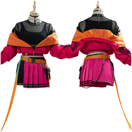 Details about  /Paradox Live BAE Anne Faulkner Cosplay Costume Uniform Halloween Outfit