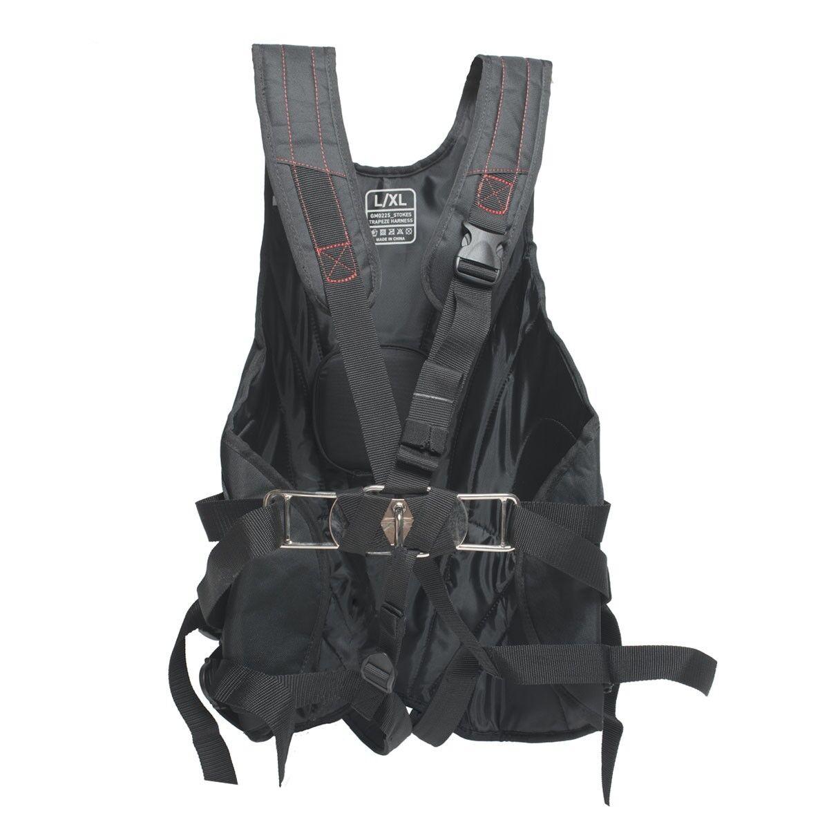 Gul Stokes Trapeze Harness in zwart GM0225 Alle afmetings Sail, Zeilen,