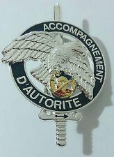 Brevet COMMANDO ACCOMPAGNEMENT D'AUTORITÉ   CNEC C.N.E.C