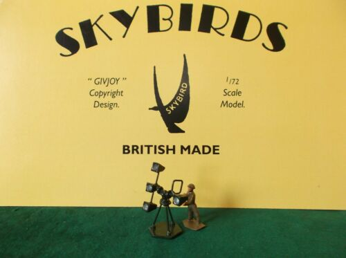 Skybirds Models Sound Locator and Crew