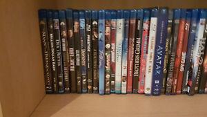 Blu-Ray / Sammlung / FSK 12 /  163 Filme