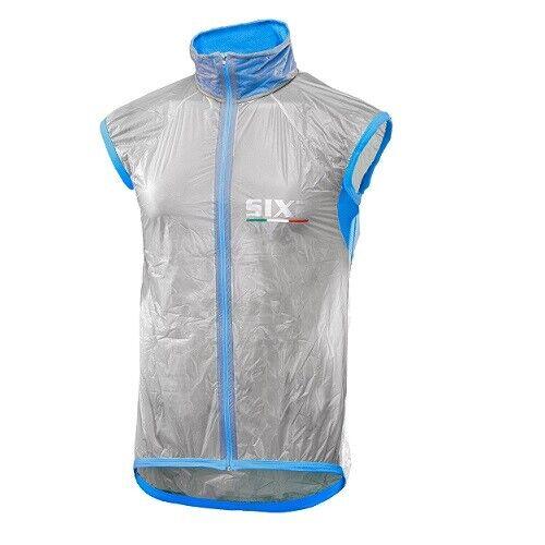 VEST windproof Bike Cycling Bike SIXS 100%  blueE GHOST vest