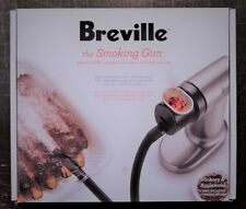 Breville The Smoking Gun Wood Smoke Infuser NIB Original Price $99 NIB