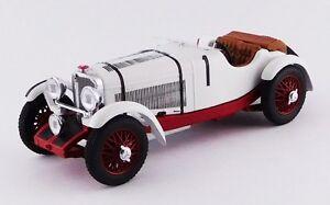 RIO-4534-Mercedes-SSK-1-2eme-24H-du-Mans-1931-1-43