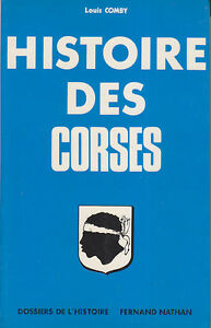 C1-CORSE-Comby-HISTOIRE-DES-CORSES-Epuise-ILLUSTRE