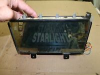 "AMI Juke Box Parts CD 100 G JUKEBOX CENTER CABINET ""STARLIGHT"" LIGHT BOX ASSY."