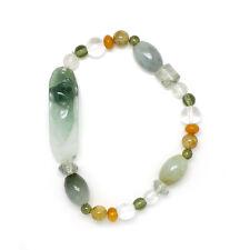 Wish Expediter Bracelet with Jade Mongoose