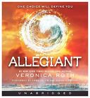 Allegiant by Veronica Roth (CD-Audio, 2013)