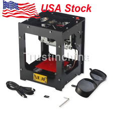 NEJE DK-BL 1500mw Laser Engraver Cutter Engraving Carving Machine Printer  US