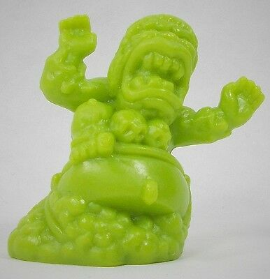 Monster in my Pocket - Series 1 - 18 Baba Yaga - Olive Green OG MEG
