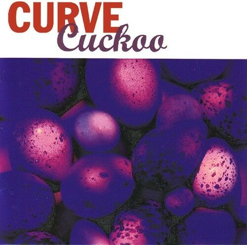 Curve - Cuckoo [New CD] Expanded Version, UK - Import