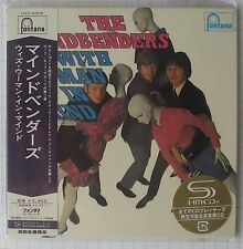 Wayne Fontana & The Mindbenders-with Woman in mind GIAPPONE SHM MINI LP CD NUOVO
