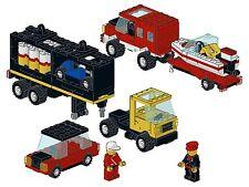 Lego - Bricksy's Modern Town - K08 - Fahrzeuge