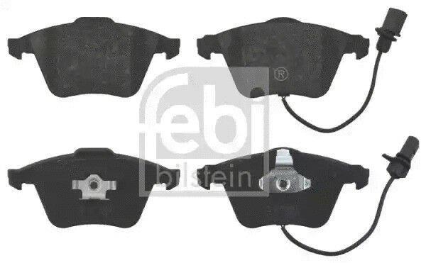 Brake Pad Set, disc brake FEBI BILSTEIN 16584