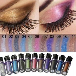 Pro-ROLL-ON-EYE-SHIMMER-Eyeshadow-Glitter-Pigment-Powder-Body-Fast-Makeup-Gift