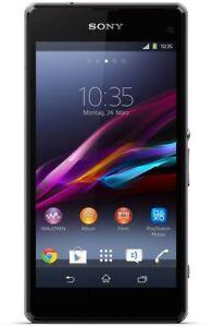 Sony-Xperia-Z1-Compact-schwarz-16GB-Android-Smartphone-4-3-034-Display-ohne-Simlock