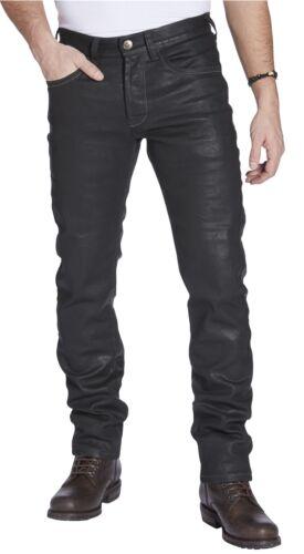 Incl L36 Droite Black Coupe Jupe Rokkertech Homme Pant Motorrad Jean Incl qvtw6t