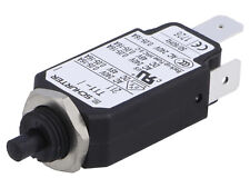 10 g 48VDC T11-311-16A Disjoncteur-urated: 240VAC 16 A-Contacts: SPST