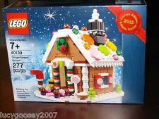 NEW LEGO GINGERBREAD HOUSE -EXCLUSIVE WINTER  Christmas SET  40138 MINT BOX