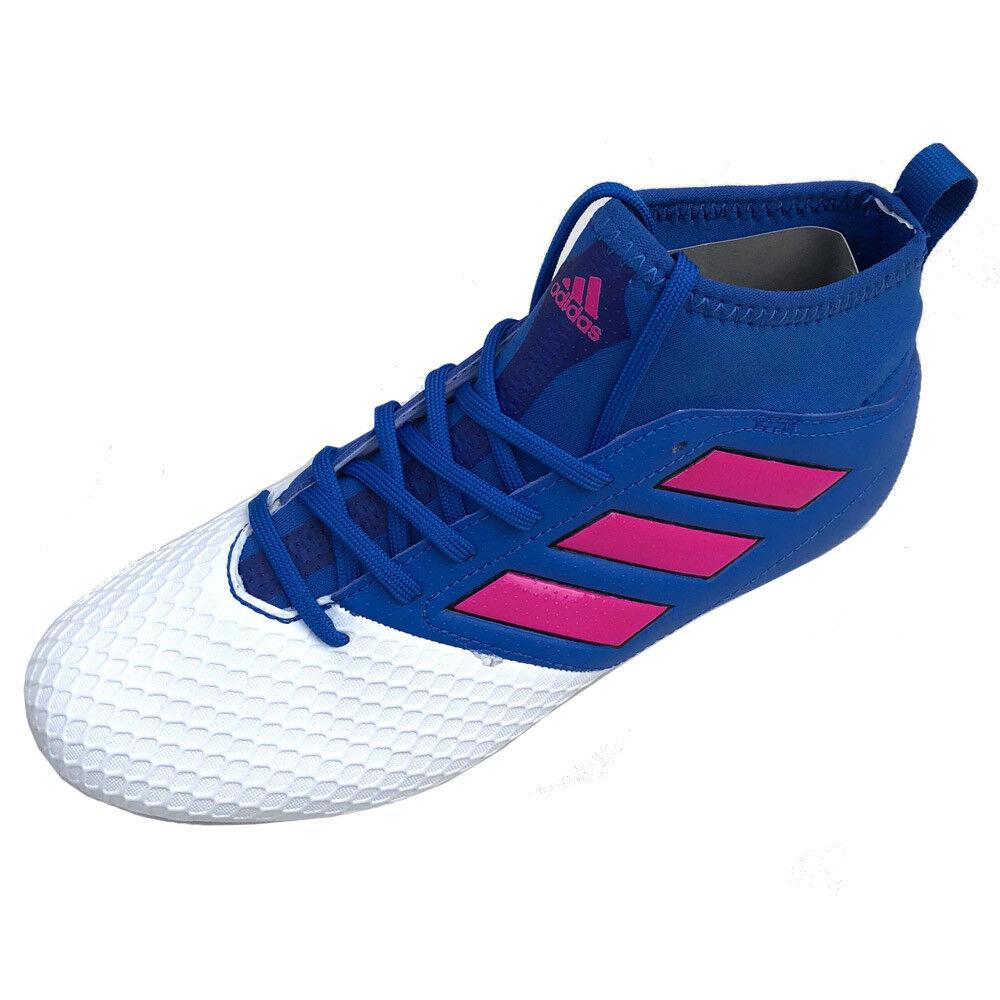 sports shoes 8323c 1b793 adidas ragazzi Scarpe da calcio ACE 17.3 FG J CALZINO Stivali UK1 - uk5.5