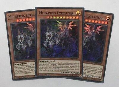 x3 Yu-Gi-Oh Gem-Knight Seraphinite SHVA-EN048 Secret Rare 1st Edition NM