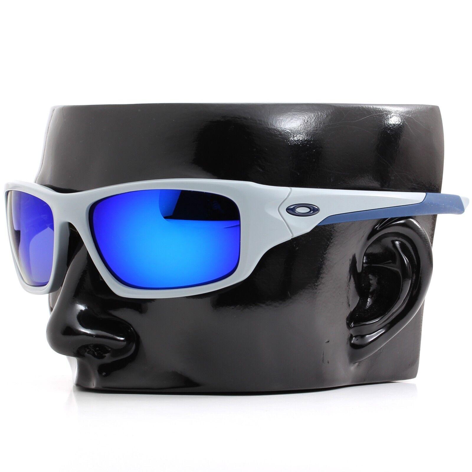 f59b8e0617 Polarized IKON Iridium Replacement Lenses For Oakley Valve Deep Blue Mirror