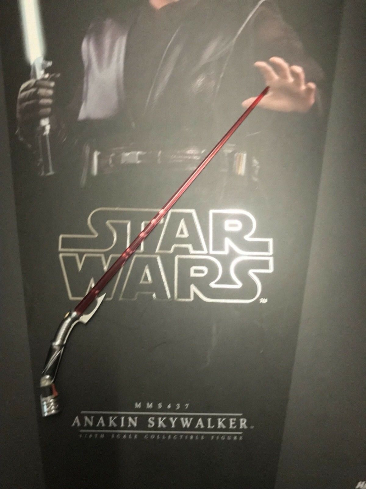 Calientegiocattoli estrella guerras Revenge Of The Sith  Anakin cielowalker  MMS437 - Dooku Saber set  a prezzi accessibili