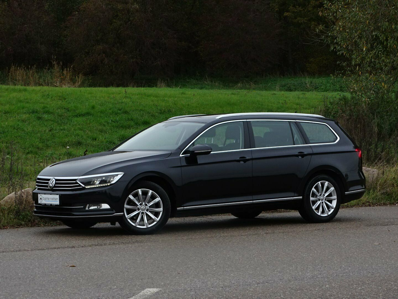 VW Passat Billede 2