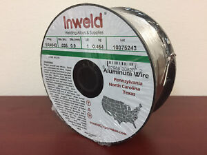 Terrific Inweld 4043 Aluminum Mig Wire 035 9Mm 1 Lb Spl 15082914299 Ebay Wiring 101 Bdelwellnesstrialsorg