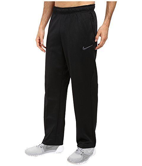 2f2c164c1cda Nike Dri Fit Mens Therma Training Pants 800191 Black 010 S for sale online