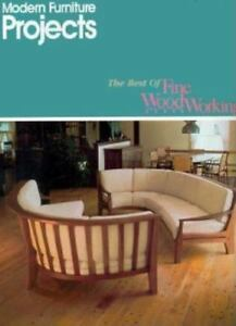 Best Of Fine Woodworking Modern Furniture Projects By Fine