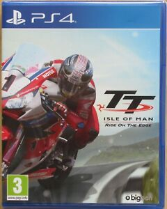 TT-Isle-of-Man-For-PS4-New-amp-Sealed