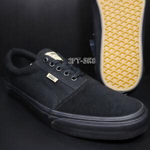 VANS ROWLEY SOLOS BLACK BLACK SOLE MEN S SKATE SHOES    S89142.234 ... e2420cccd