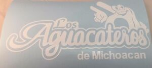LOS AGUACATEROS DE MICHOACAN STICKER LOS AGUACATEROS DE MICHOACAN CAR DECAL NEW