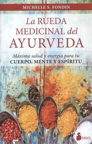 La rueda medicinal del Ayurveda. NUEVO. Envío URGENTE. AUTOAYUDA (IMOSVER)