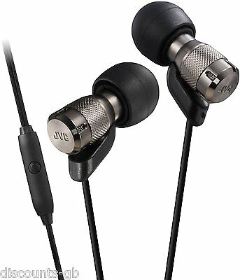JVC HA-FRD80-Z Micro In-Ear Headphones Music / SmartPhone Mic Samsung HTC Sony